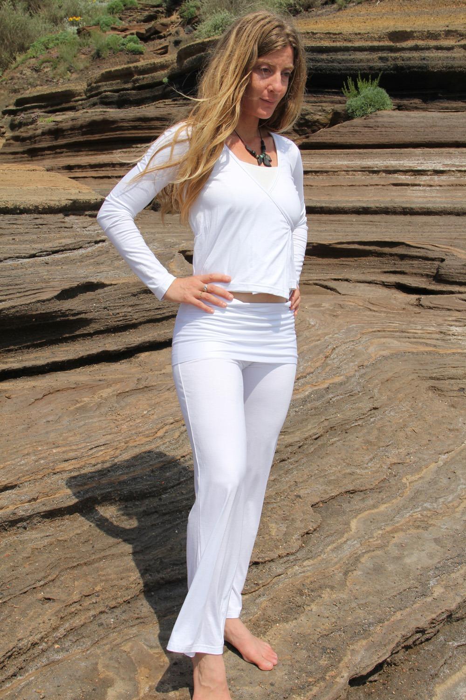 Pantalon yoga Jap (s/m/l) 39€ et cache coeur (s/m/l) 29€