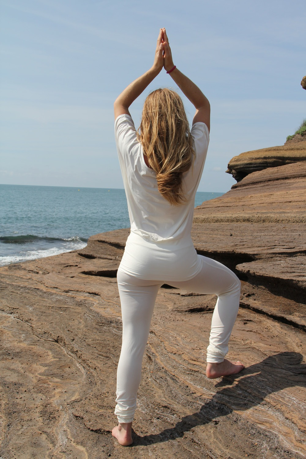 Legging yoga South (29€) et haut Papillon (taille unique) 29€